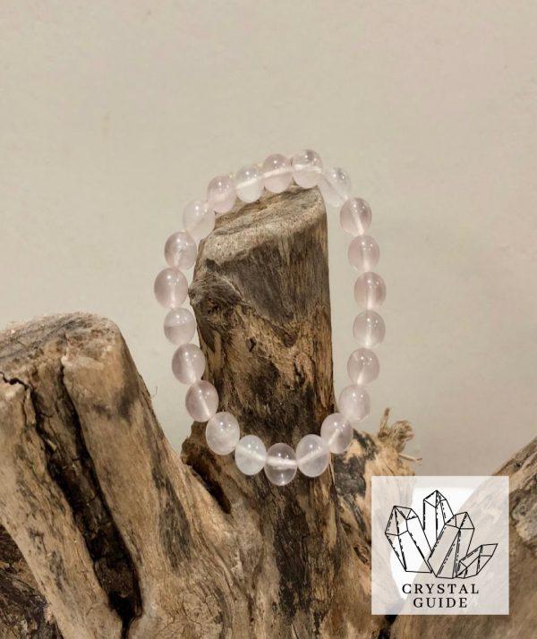 Rose Quarts Bracelet